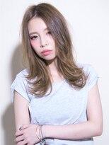 マイ ヘア デザイン(MY hair design)大人可愛い夏のリバースレイヤー by 堀研太