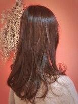 ライフヘアデザイン(Life hair design)軽くまとまるツヤ髪ミディー