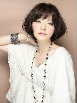 アレッタ ヘア(ALEttA hair)の写真/【大森駅東口】大人女性の美しさを引き出すあなただけのスタイルを提案♪ワンランク上の上品な仕上がりに…
