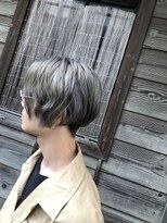 コレット ヘアー 大通(Colette hair)☆スモーキーグレー☆