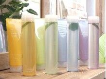 ユヌブリーズ(une brise)の雰囲気(アジュバン取扱い。糖とミネラルが主成分で髪肌環境に優しい!)