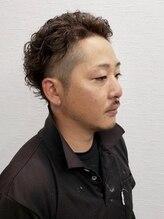 ヘアークラフトアッシュ(hair craft ash)