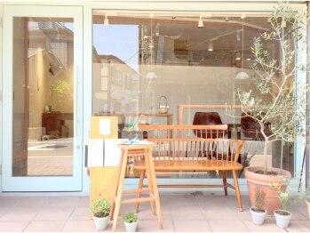 ミト(mito)の写真/カフェと美容室の小さなお店mito。個室の落ち着いた店内で、周りを気にせずあなただけの時間を過ごして