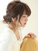 ショコラウメダ(Chocolat UMEDA)髪の多い悩み解決★ナチュラルアレンジ