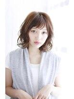 シュシュット(chouchoute)美髪黒髪着物イルミナカラーヘルシーレイヤーデジタルパーマ/077