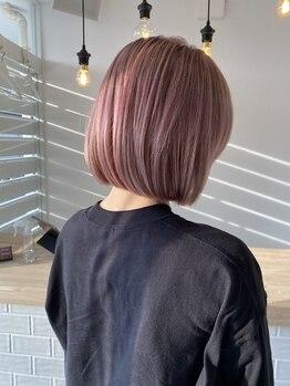 ヘアーメイク チョコ(hair make choco)の写真/【choco】はなりたいイメージにトレンドをプラス。こなれ感あるスタイル提案で新しいあなたが見つかる…!