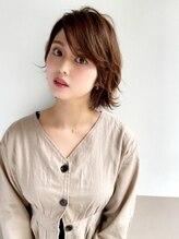 アーツリタ 町田(arts lita)【lita 町田】斜め前髪で小顔ショート♪