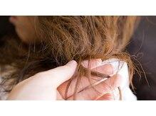 『なんでこんなに毛先が絡まるの・・』髪のハリ・コシ・ツヤが失われているとお悩みの女性へ【QUALIA柏】