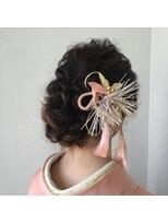 【ROSE】 ina  HAIR STYLE  #09 ノットヘア