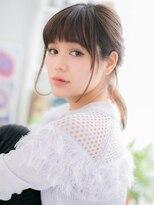 【macaron】オシャレ女子定番☆ くるりんぱアレンジ♪