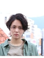 【micmal】ソフトウルフ/ショート