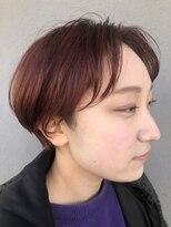 コレットヘア(Colette hair)韓国風バング