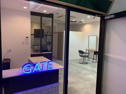 ゲート(GATE.)の写真