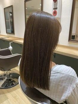イギー(Iggy)の写真/髪のダメージでお悩みの全ての方へ!世界からも注目が集まる『TOKIOトリートメント』で最高のツヤ髪を実現♪