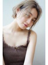 ヘアーメイク リアン 新田辺店(Hair Make REAN)センターパートショート