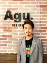 アグ ヘアー ライド 難波店(Agu hair ride)末吉 航平