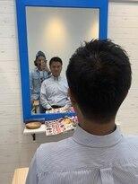 スローライフヘアーデザインアンドスパラウンジ(Slow life Hair design spa lounge)イケてるショートスタイル