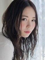 オジコ(ojiko)☆月曜営業☆【ojiko.】大人可愛いウェットなロング