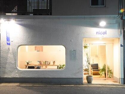 ニコル(nicol)の写真