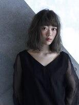 フラココ 神楽坂(hurakoko kagurazaka)【モテ髪ヘアカタログ】透明感のある可愛いカールボブ