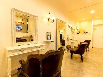 サロン ド コアフュール メランジェ(Salon de coiffure Melange)の写真