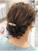 ルゥーダ ヘアアンドビューティー(Rouxda' hair&beauty)ゆるふわスタイル