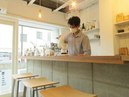 ボックスサロンアンドカフェ(box. SALON and CAFE)の写真