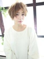 美シルエット☆小顔ショートヘア