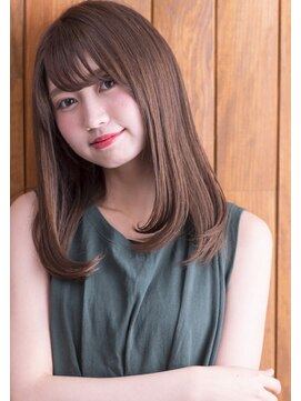 ヘアサロン リコ(hair salon lico)大人かわいい×ストレート【hair salon lico】03-5579-9825