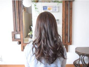 ヘアーデザインギフト(Hair design gift)の写真/大人気★【スタイルチェンジ♪ カット+カラー ¥7700 !!】などイメチェンが叶う限定クーポンあり!!