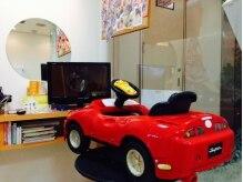 マイ スタイル 学園都市店(My j Style)の雰囲気(お子様のカットもこれでGOOD         幼児2160円~)