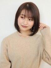 コーゾーギンザ 上野御徒町店(KOZO GINZA)20代30代/切りっぱなしワンカールボブ