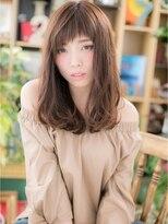 *+COVER HAIR+*…大人ガーリーロングa