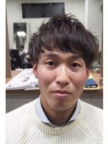 メンズ レオ 天六店(men's LEO)【スマートマッシュ】 カジュアルスマートマッシュ