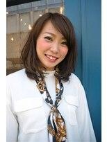 パーフェクトビューティーイチリュウエスエス(perfect beauty ichiryu SS)ラフカールでガーリーミディアム