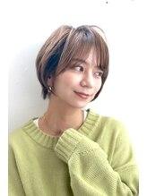 リノ バイ ユーレルム 吉祥寺(Lino by U REALM)【Lino 林】#大人かわいい 小顔 ひし形ショート☆