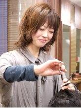 ヘアーサロン エフ(hair salon ef)MIKA