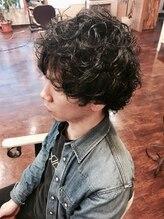 ヘアーラウンジ ブリーズ(Hair Lounge brise)マッシュベースのパーマ☆