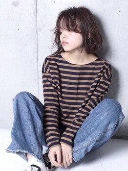 ハナレ(Hanare)の写真/大人女性の魅力を引き出す[Hanare 綾瀬]ヘアエステもしっかり!施術を重ねる度に効果を実感頂けます…☆