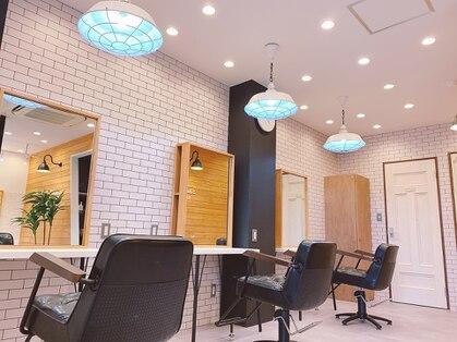 アグ ヘアー ルーパー 佐久2号店(Agu hair looper)の写真