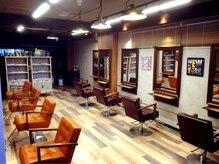 アグ ヘアー ボレロ 郡山店(Agu hair bolero)の雰囲気(こだわり抜かれた空間。ゆったり寛げる空間。)