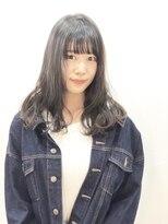 エトネ ヘアーサロン 仙台駅前(eTONe hair salon)【eTONe】伸ばしかけのロング