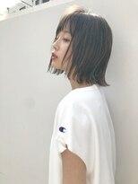 アンアミ オモテサンドウ(Un ami omotesando)【Un ami】《増永剛大》 大人気2019、大人可愛い外ハネボブ