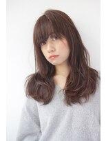 シアン ヘア デザイン(cyan hair design)【cyan】大人かわいいリラックスロング