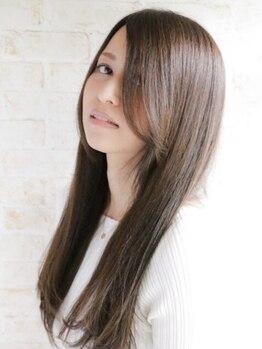 COCO美の写真/魅力を更に高めるポイントは艶感としなやかさ。豊富なTrを取り揃えているので髪の状態に最適なケアが可能◎