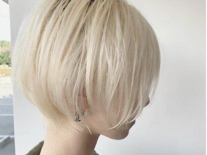 ナチュラル ヘアーデザイニング(Natural hair designing)の写真