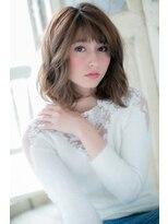 モッズ ヘア 福岡姪浜店(mod's hair)大人かわいい極ゆるカールのやわ・ふわ・質感
