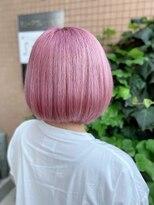 ミミック (mimic)pink beige bob TRICKstyle!