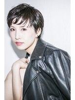 ココヘアアンドスパ(COCO Hair&SPA)美頭シルエットのマニッシュショート
