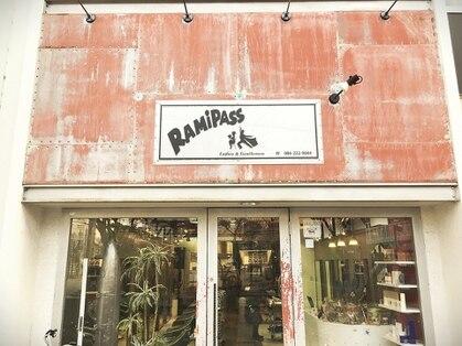 ラミパス(RAMIPASS ladies&gentlemen)の写真